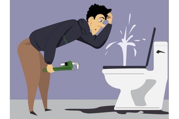 Καζανάκι τουαλέτας: Συχνά προβλήματα και πως να τα λύσετε